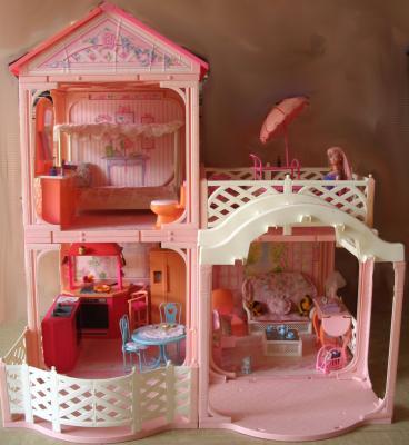 Maison de r ve barbie a vendre - Barbie la maison de reve ...