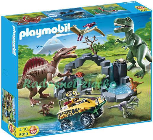 Dinosaure playmobil - Dinosaur playmobile ...