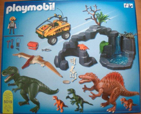 Playmobil dinosaure - Dinosaure film gratuit ...