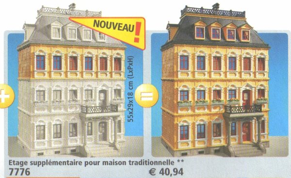 Articles de boble playmobil archive tagg s playmobil 7776 for Maison traditionnelle 5301